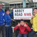 Abbey Road Crossing KidRated reviews family offers The Beatles