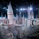 Model castle of Hogwarts at the Harry Potter Experience, an official K-Rated attraction © Warner Bros.