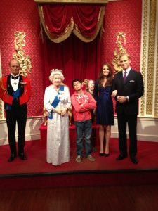 The Royal Family Madame Tussauds London KidRated Reviews by Kids and Family offers emily's one day itinerary