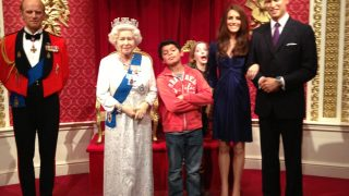 The Royal Family Madame Tussauds London KidRated Reviews by Kids and Family offers