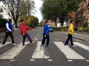 Abbey Road Crossing KidRated reviews family offers The Beatles as featured in 50 things for teenagers to do in London