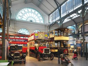 London Transport Museum KidRated reviews family offers baby toddler friendly London