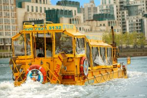 London Duck Tours KidRated reviews by kids and family offers Kidrated 100 quirky things to do in london