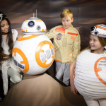 Madame Tussauds London KidRated Star Wars BB8