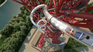 ArcelorMittal Orbit Slide - New 2016!