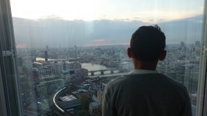 London Shard KidRated reviews by kids as featured in 50 things for teenagers to do in London