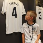 Steven Gerrard London Wembley Stadium Tour KidRated reviews by kids and family offers