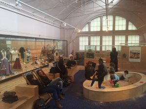 museum of childhood London Kidrated Baby Toddler Friendly