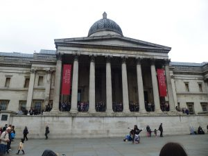 The National Gallery London Kidrated reviews by kids family offers as featured in Kidrated's 50 great things to do with teenagers in London