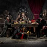 London Dungeon KidRated Last Supper
