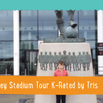 London Wembley Stadium Tour KidRated reviews by kids and family offers