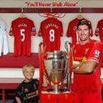 Anfield Tour KidRated Steven Gerrard