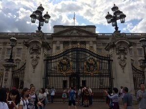Buckingham Palace gates Kidrated 100 quirky things to do in london