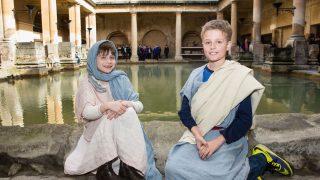 Roman Baths KidRated Family Activities