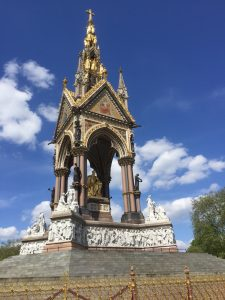Albert Memorial, Hyde Park KidRated Christmas London Walks