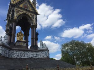 Albert Memorial, Hyde Park as featured in Kidrated's 50 great things to do with teenagers in London