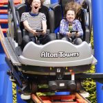 alton towers merlin kidrated theme park days out with kids resort uk england