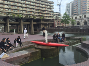 Barbican Centre London Entertainment Venues Kidrated Baby Toddler Friendly