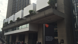 Barbican Centre London Entertainment Venues