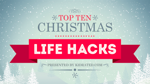 Christmas Life Hacks.Christmas Life Hacks To Make Your Life Easier