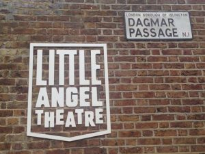 London Christmas Little Angel Theatre Kidrated 100 quirky things to do in london