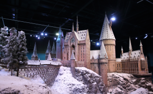 Snow Hogwarts Harry Potter Christmas KidRated reviews Picks 15 things to do at Christmas in London