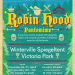 Robin Hood Winterville Victoria Park KidRated London Reviews Family Days out