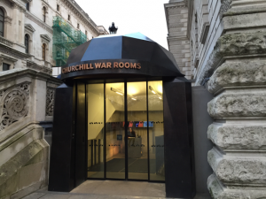 Churchill War Rooms Cabinet War Rooms WW2 KidRated London kids family days out historic museums military
