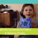 Nightrise Anthony Horowitz book review children's literature