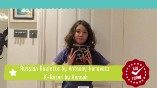 Russian Roulette by Anthony Horowitz Book Review Kidrated