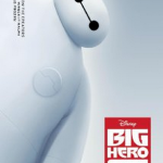 Big Hero 6 Disney movie animated family kids cinema