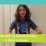 Storm Breaker by Anthony Horowitz