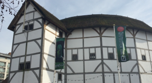 Shakespeare's Globe Theatre as featured in KidRated's 50 great things to do in london with teenagers