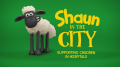 Shaun in the City Shaun the Sheep Trail