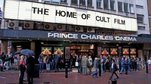 Prince charles Cinema as featured in KidRated's 50 great things to do in london with teenagers