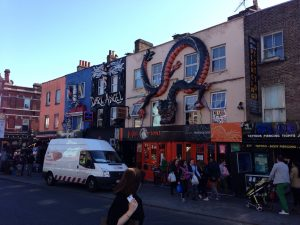 The amazing shops in Camden as featured in Kidrated's 50 great things to do with teenagers in London