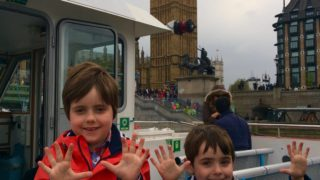 brothers review city cruises boat tour by big ben
