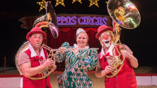 Zippos Circus London