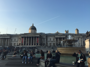 Trafalgar square Kidrated Guide To Military London