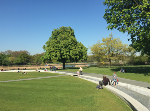 Diana Memorial Fountain Hyde Park Kidrated Day Out Review Itinerary