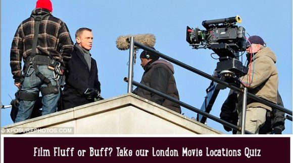 film quiz London movie locations