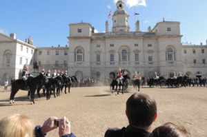 Horse Guards Parade Kidrated London 5 Day Itinerary