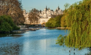 St James' Park Kidrated Guide To Military London