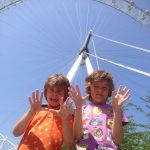 london eye london kidrated family days out