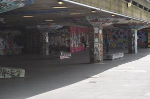 Southbank Graffiti Kidrated 100 quirky things to do in london