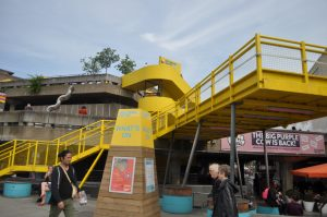 Southbank Centre Kidrated Toddler Family Baby Friendly