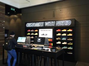 Nike Town Teen Shopping Kidrated 10 London
