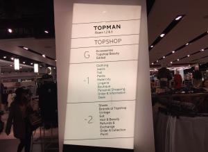 Topshop Teen shopping 10 London Kidrated