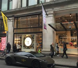 Selfridges Teen Shopping Kidrated 10 London