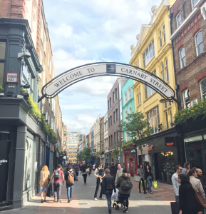 Carnaby Street Teen Shopping Kidrated Weekend Itinerary